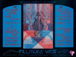 Fillmore West 7/28-8/9/70