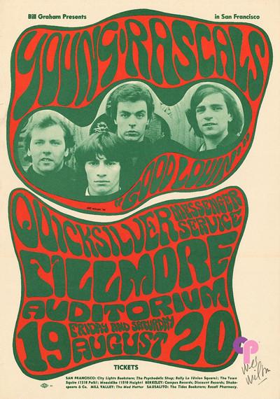 Fillmore Auditorium 8/19-20/66