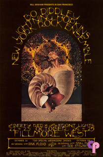 Fillmore West 10/21-25 & 10/28/70
