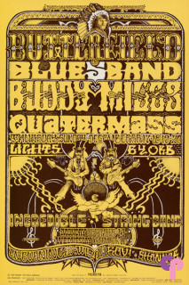 Fillmore West 12/14 & 16-20/70
