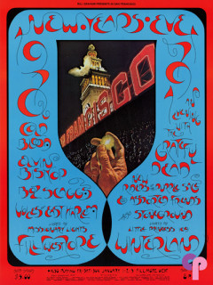 Fillmore West 12/31/70