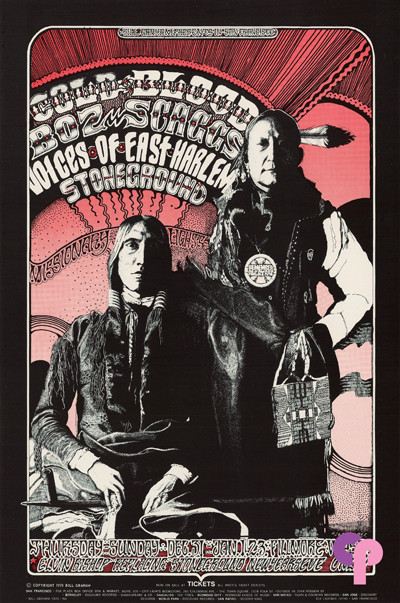 Fillmore West 12/31/70-1/3/71