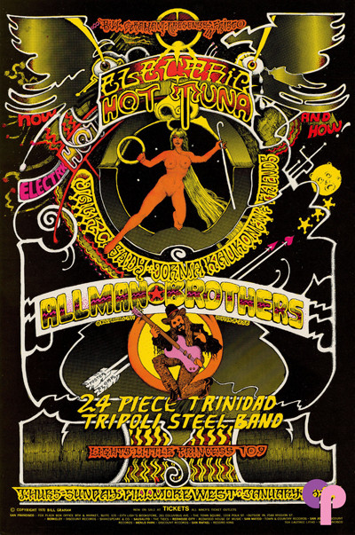 Fillmore West 1/28-31/71