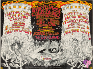 Fillmore West 2/11-14/71