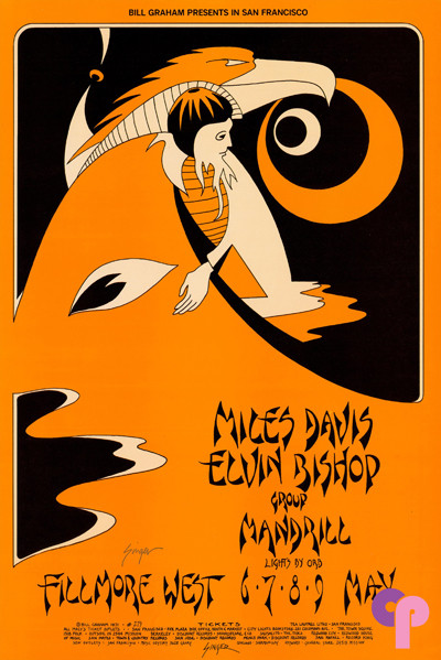 Fillmore West 5/6-9/71