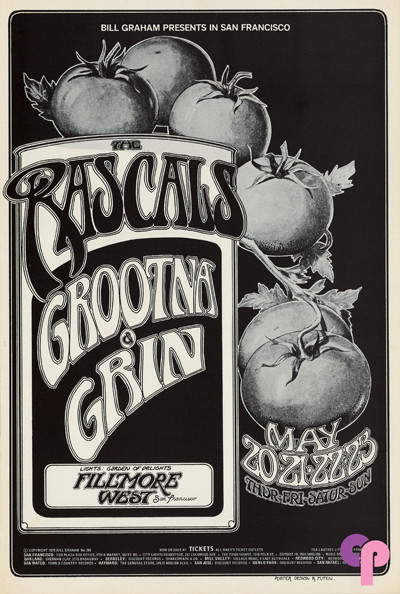 Fillmore West 5/20-23/71