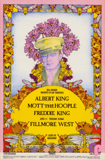 Fillmore West 6/3-6/71