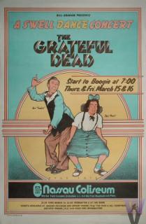 Nassau Coliseum, Uniondale, Long Island, NY 3/15-16/73