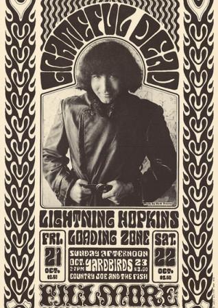 Fillmore Auditorium 10/21-22/66