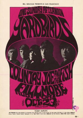 Fillmore Auditorium 10/23/66