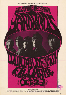 Fillmore Auditorium 10/23/66