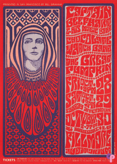 Fillmore Auditorium 10/28-30/66