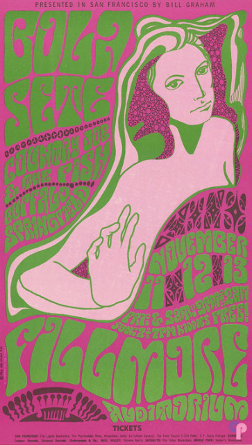 Fillmore Auditorium 11/11-13/66