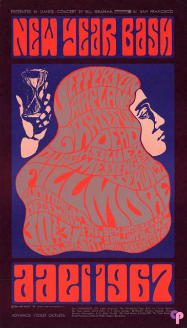 Fillmore Auditorium 12/30-31/66