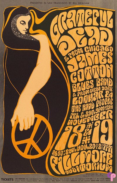 Fillmore Auditorium 11/18-20/66