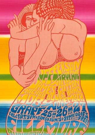 Fillmore Auditorium 11/25-27/66