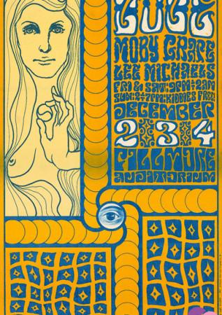 Fillmore Auditorium 12/2-4/66