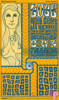 Fillmore Auditorium 12/2-4/66