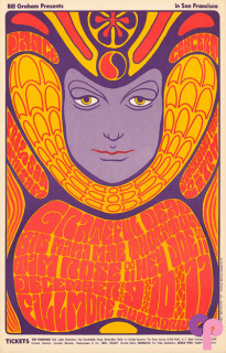 Fillmore Auditorium 12/9-11/66