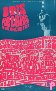Fillmore Auditorium 12/20-22/66