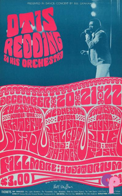 Fillmore Auditorium 12/20-22/66