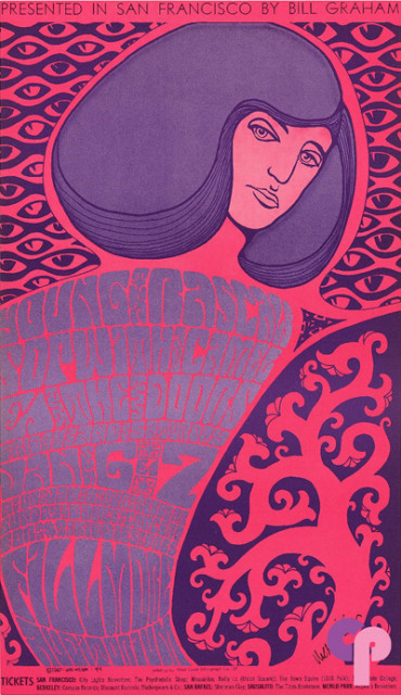 Fillmore Auditorium 1/6-8/67