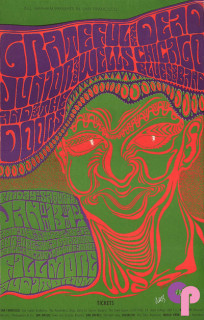 Fillmore Auditorium 1/13-15/67