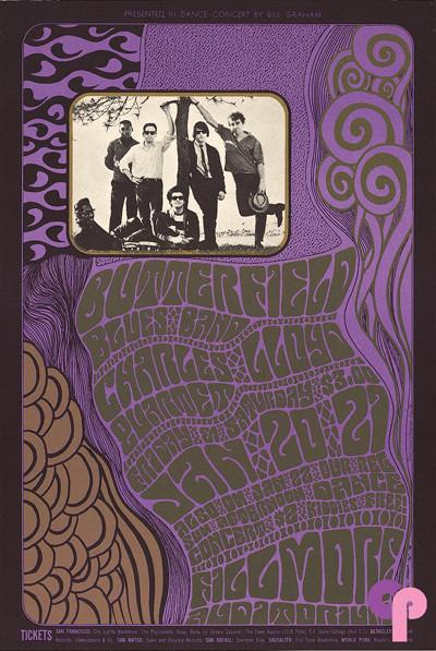 Fillmore Auditorium 1/20-22/67