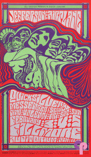 Fillmore Auditorium 2/3-5/67