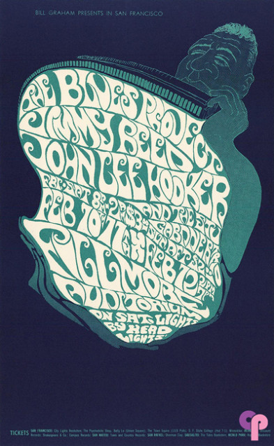 Fillmore Auditorium 2/10-12/67