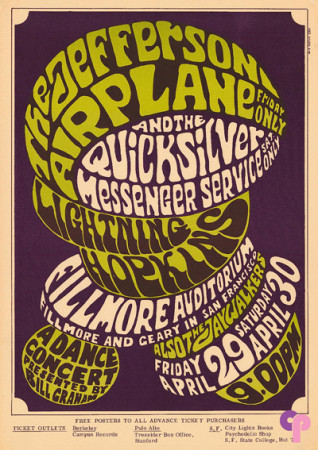 Fillmore Auditorium 4/29-30/66