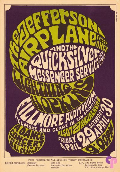Fillmore Auditorium 4/29-30/66
