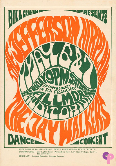 Fillmore Auditorium 5/6-7/66