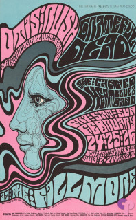 Fillmore Auditorium 2/24-26/67