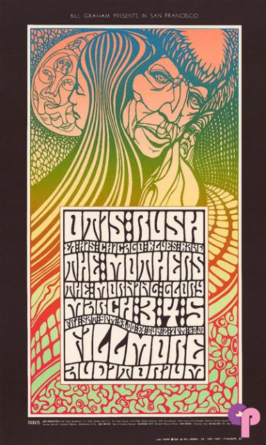 Fillmore Auditorium 3/3-5/67