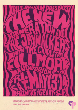 Fillmore Auditorium 5/13-14/66