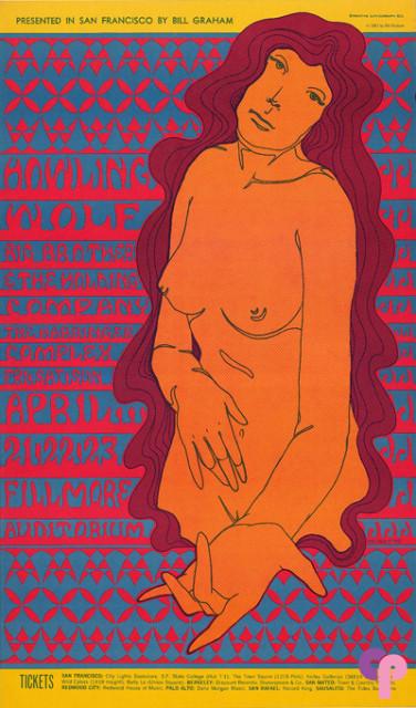 Fillmore Auditorium 4/21-23/67