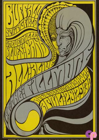 Fillmore Auditorium 4/28-30/67