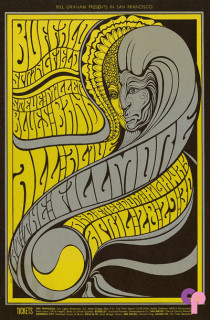 Fillmore Auditorium 4/28-30/67