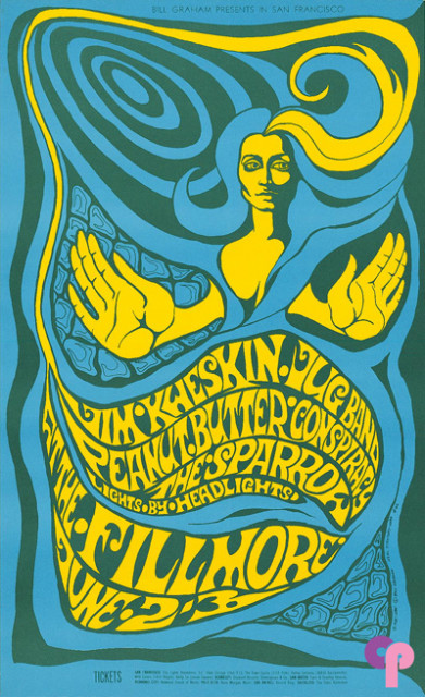 Fillmore Auditorium 6/2-3/67