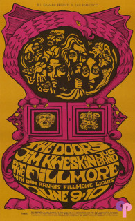 Fillmore Auditorium 6/9-10/67