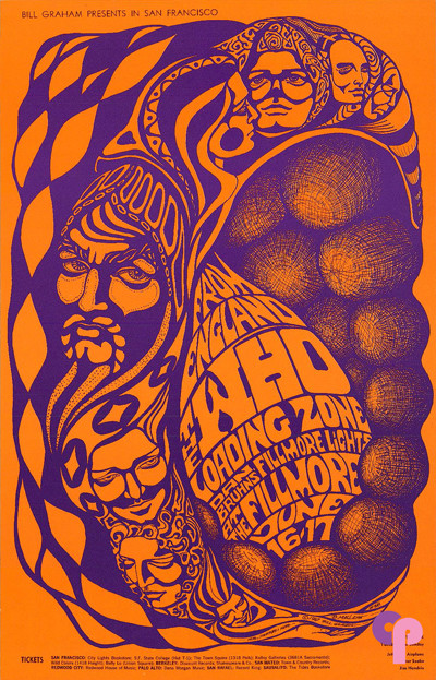 Fillmore Auditorium 6/16-17/67