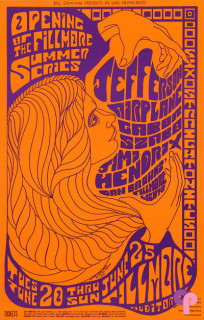 Fillmore Auditorium 6/20-25/67