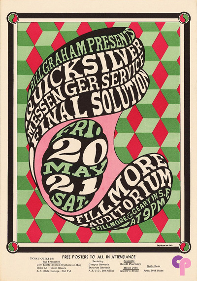Fillmore Auditorium 5/20-21/66