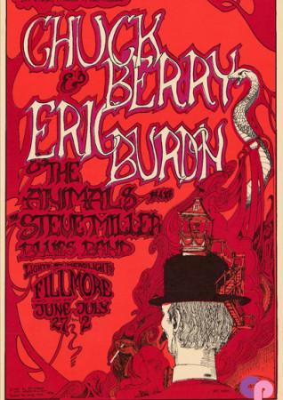 Fillmore Auditorium 6/27-7/2/67