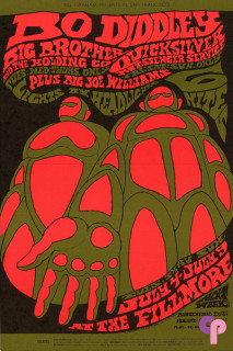 Fillmore Auditorium 7/4-9/67