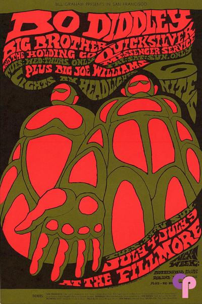 Fillmore Auditorium 7/4-9/67
