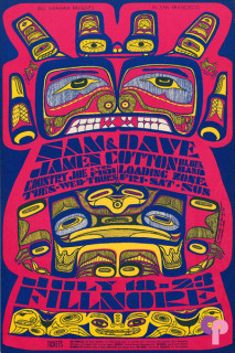 Fillmore Auditorium 7/18-23/67