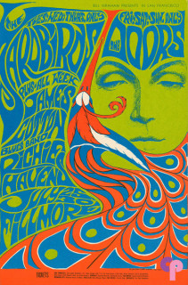 Fillmore Auditorium 7/25-30/67