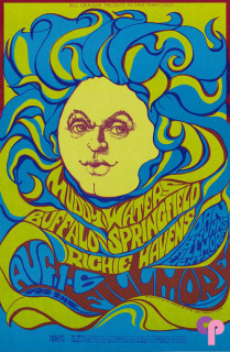 Fillmore Auditorium 8/1-6/67